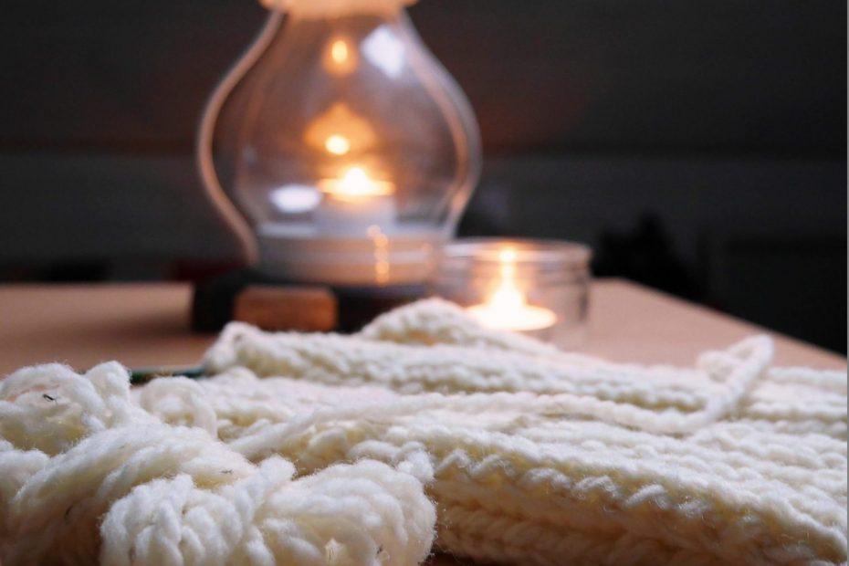 tricot et lanterne