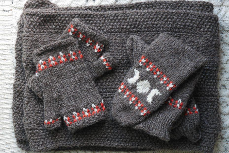 les tricots de Laetitia